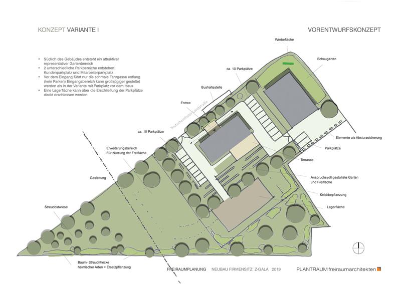 Wir bauen eine neue Firmenzentrale in Zscherben 01
