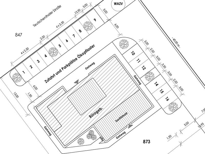 Wir bauen eine neue Firmenzentrale in Zscherben 02